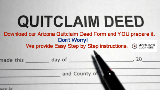Download quitclaim deed