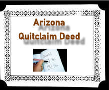 Gila County Recorder Office Arizona Quitclaim Deed